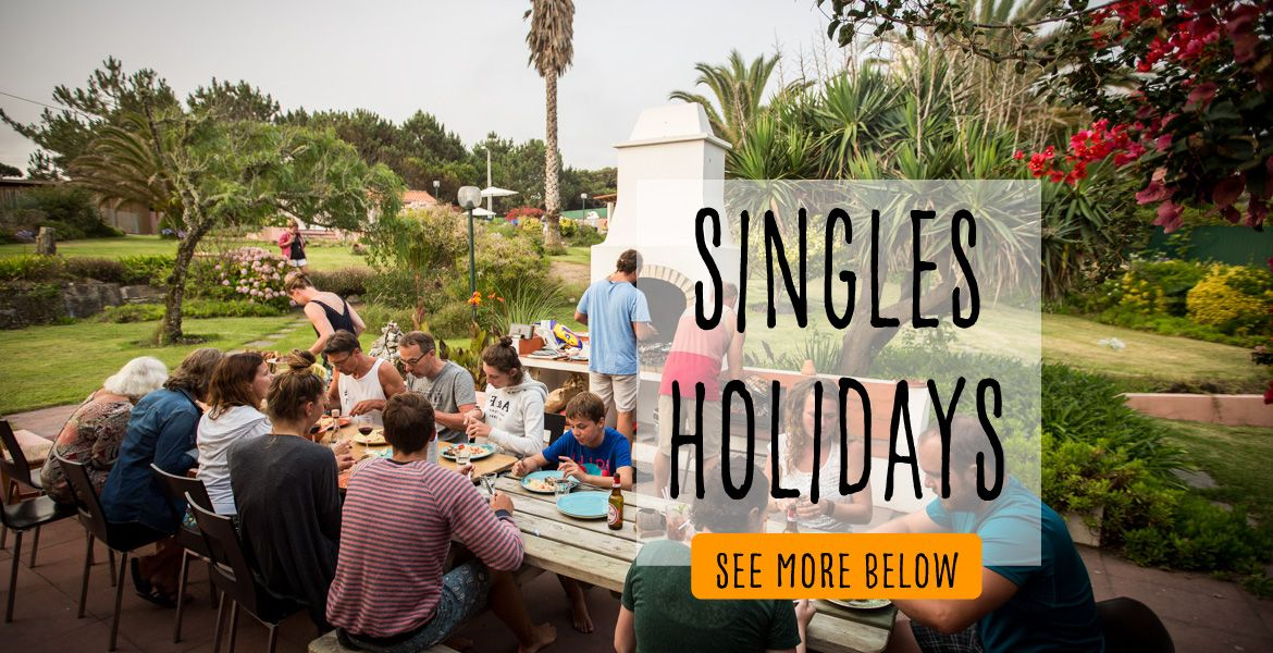 Singles holidays with Bering Travel