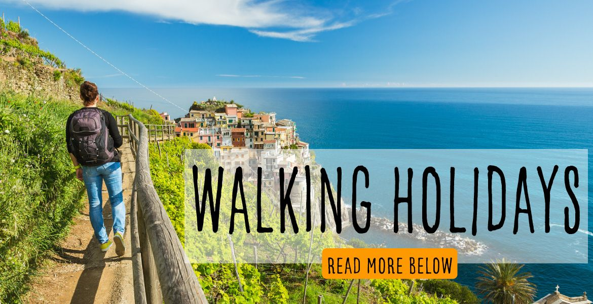 Walking holiday with Bering Travel